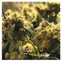 PlatEAU Kushbush+Music for Grass Bars [special edition] 2CD 2013
