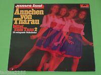James Last - Ännchen von Tharau bittet zum Tanz 2 - 1969 Polydor LP