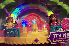 New Fisher Price Nickelodeon Dora and Friends Cafe Interactive NIB