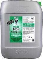 HESI Blüh Complex Blüte NPK Dünger für Erde pH-Korrektor Grow 10 L Liter Booster