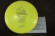 Katana 1st Run Lemonhead 175g Rare 2010 Neon Star New Innova Prime Disc Golf