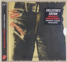ROLLING STONES: Sticky Fingers LIMITED EDITION 1994 Mini LP CD SEALED
