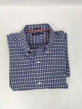Tommy Hilfiger Men's Plaids & Checks Button-Down Regular Dress Shirts