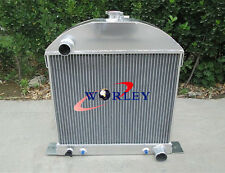Aluminum Radiator for 1929-1931 Ford Model A Chevy Engine 1930 29 30 31