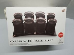 T3 - Volumizing Hot Rollers LUXE | Premium Hair Curler Set for Long Lasting...