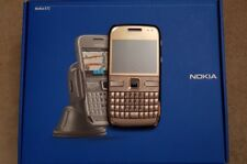 Nokia E72 - Topaz - Gold - Brown (Unlocked) Smartphone