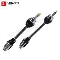 Pair Front CV Joint Axle Assembly Fit 2004-2011 Mitsubishi Endeavor 4WD 3.8L