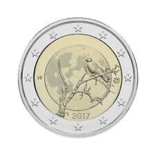 """Finland 2 Euro commemorative coin 2017 """"Finnish nature"""" - UNC"""