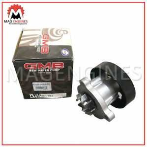 21010-6N225 WATER PUMP NISSAN QR20 & QR25-DE FOR X-TRAIL PRIMERA SERENA 01-07