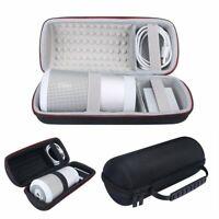For Bose SoundLink Revolve Speaker EVA Carrying Case Storage Bag Protective Box