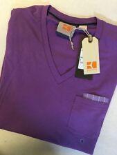 HUGO BOSS Basic Fitted Regular Size T-Shirts for Men