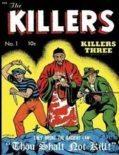 The Killers #1 by Enterprises, Magazine -Paperback