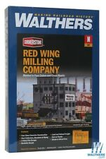 N Walthers Cornerstone kit 933-3212 * Red Wing Milling Company