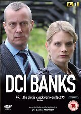 DCI BANKS Series 1 SEALED/NEW Stephen Tompkinson 1st season one 5014138606688