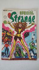 SPECIAL STRANGE - BIMESTRIEL N°43 - MARS 1986 - LUG MARVEL COMICS