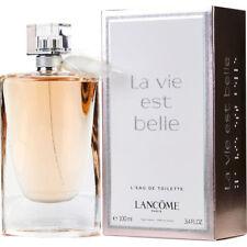 La Vie Est Belle by Lancome L'eau de Toilette Spray 3.4 oz for Women NIB Sealed