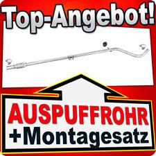 Rohr FIAT PANDA II 1.1 54PS 1.2 60PS 2003-2012 Auspuff Mittelrohr Flexrohr TTH