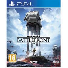 Star Wars Battlefront PS4 PlayStation 4