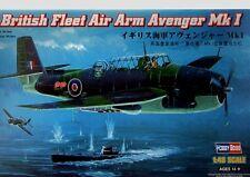 Hobbyboss 1/48 Grumman Avenger Mk.1 Fleet Air Arm # 80331 @
