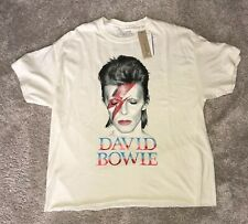New w/ tags - David Bowie T-Shirt - Womens /Girls - Size S - Aladdin Sane