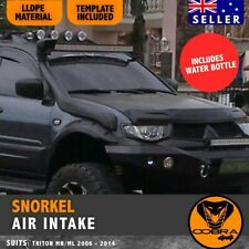 Snorkel Kit for MITSUBISHI TRITON ML MN 2006 - 2014 Overflow bottle Air Intake