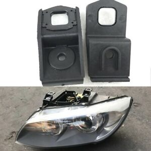 Pair Headlight Bracket Tab Mounting Repair Kit For BMW 3 Series E92 E93 320 325i