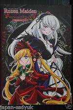 "JAPAN Rozen Maiden traumend Anime Fan Book ""Nocturne"" PEACH-PIT"