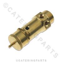 SAF04 M19 OLD STYLE GAGGIA DM1380/33 COFFEE MACHINE SAFETY RELIEF VALVE 1.8 BAR