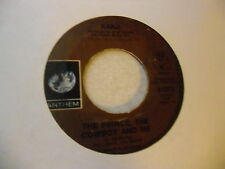 RANJI The Prince The Cowboy and Me/Same 45 RPM 1972 Anthem Records VG+