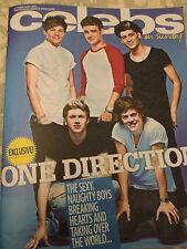 NEW Celebs Magazine ONE DIRECTION Josh Groban Jason Done HARRY STYLES NIALL ZAYN