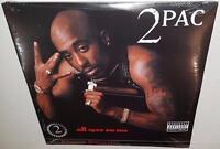 2PAC ALL EYEZ ON ME (2001) BRAND NEW SEALED 4x VINYL LP PRESSING OUTLAWZ DR DRE
