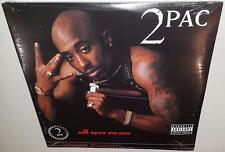 2PAC ALL EYEZ ON ME (2001) BRAND NEW SEALED 4x VINYL LP PRESSING OUTLAWZ DR DRE
