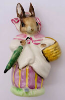 Beatrix Potter Mrs. Rabbit Beswick England F. Warne & Co Figurine