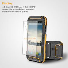 IP68 Waterproof Phone RugGear RG702 RugGear Apex dust proof GPS Dual SIM Android
