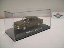 Renault 10 MAJOR, marron métallisé, 1968, Ixo 1:43