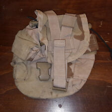 USMC SDS Genuine Military Canteen General Purpose Desert Camo Pouch Molle II -BB