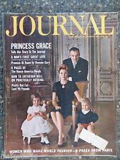Ladies Home Journal  October 1961 Princess Grace  VINTAGE ADS John Latham Toohey