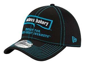 NASCAR Danica Patrick Team NEO 39THIRTY Stretch Fit Cap Medium/Large, Black