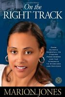 Book - Sports- On the Right Track: From Olympic Downfall to Finding Forgiveness