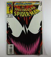 Marvel Comics - Spectacular Spider-man #203 NEWSSTAND 🔥Maximum Carnage 1993 VF+