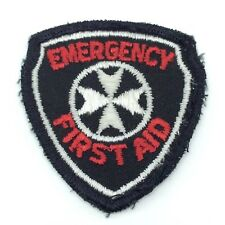 St. John's Ambulance Emergency First Aid Badge Embroidered Patch H098z