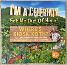 I'm A Celebrity Get Me Out Of Here - Where's Kiosk Keith? Book