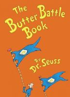 Butter Battle Book, Hardcover by Seuss, Dr., Brand New, Free shipping in the US