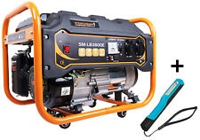 Stromerzeuger Notstromversorgung Power Generator Stromaggregat inkl COB Penlight