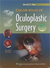 Color Atlas of Oculoplastic Surgery by David T. Tse (2011, Hardcover, Revised)