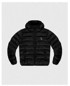 Octobers Very Own OVO Primaloft Puffer Hooded Jacket Size Medium