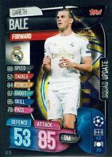 Topps Match Attax Champions League Extra 19/20 Karte Nr. SU 13 Gareth Bale