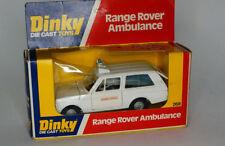 Range Rover Diecast Ambulances