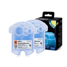 Braun CCR 2 Clean Renew Refill Cartridge Activator Pulsonic Series 2Pack