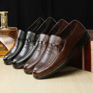 Zapatos de hombre Zapatos de vestir clásicos Casual Zapato de moda para vestido